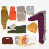 Set Bio Babykleider Sommer aus Merinowolle und Seide