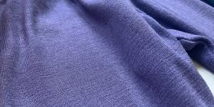 Wolle-Seide-Babyhose ist optimal für den Sommer
