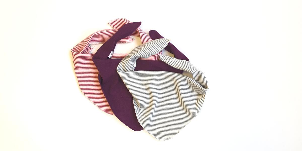 Baby Schal aus Bio-Merino-Wolle von Lilano