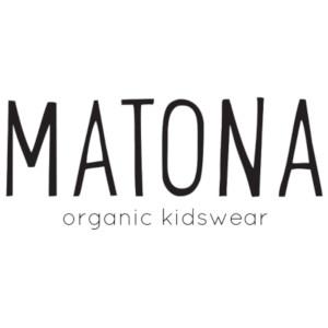 Matona Organic Kidswear Logo