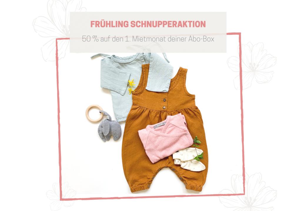 Set Babykleider für Sommer aus Wolle Seide Leinen