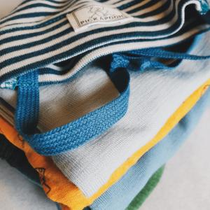 Set Babykleider für Sommer der Marken Pickapooh Lili&Leopold Glückskind